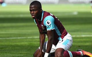 Valencia joins Everton on loan from West Ham