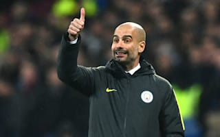 Guardiola: Manchester City must believe they can beat any team