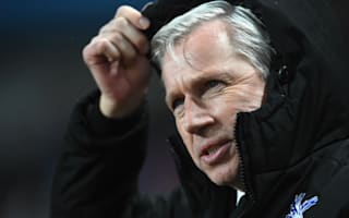 Pardew, Palace 'jealous' of Leicester's romantic title bid