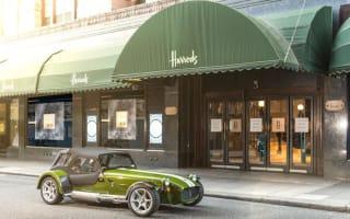 Caterham launches Signature range with Harrods collaboration