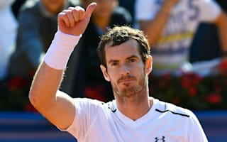 Murray pleased to break new ground in Barcelona