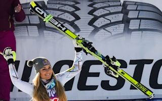 Downhill queen Vonn breaks another record