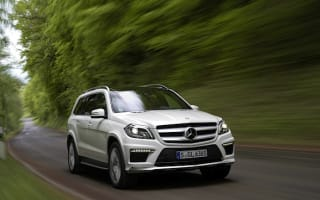 Mercedes GL-Class gets even bigger for 2013