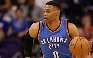 Westbrook's latest triple-double sets NBA mark for points