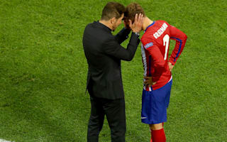 Griezmann feared Simeone to PSG was 'a done deal'