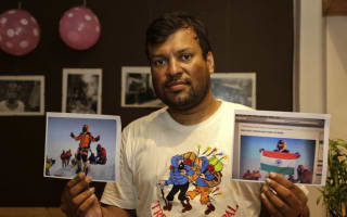Indian couple banned from climbing after faking Everest ascent