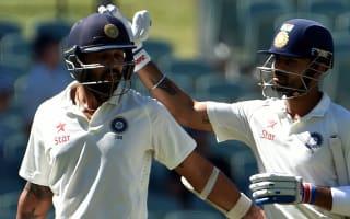 Kohli and Vijay make tons as India dominate