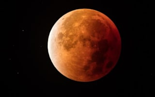 Look out for the Strawberry Moon tonight