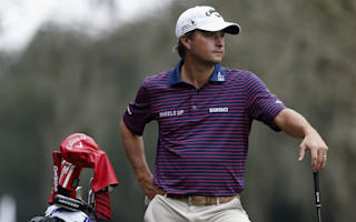 Kisner leads RSM Classic, Loves level