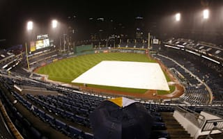 Cubs-Pirates game cut short to force rare tie