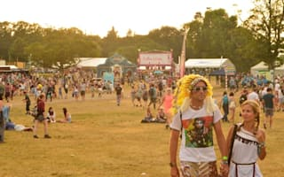 Latitude festival: teenager dies
