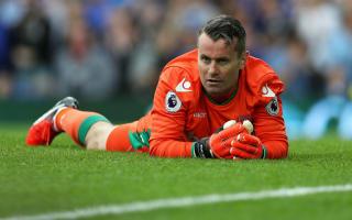 Everton 1 Stoke City 0: Joy for Koeman at Given's expense