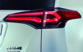 Updated Toyota Rav4 to get hybrid power