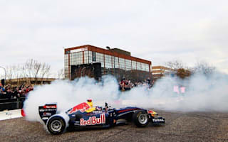 Red Bull to launch 2012 car before first test