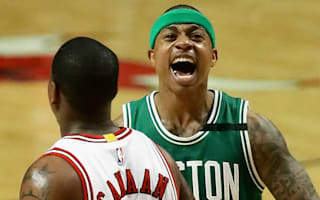 Celtics, Wizards progress as Clippers stay alive