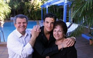Peter Andre's dad admitted to hospital on holiday in Spain