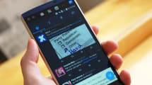 Twitter para Android ya puede activar el modo nocturno automáticamente