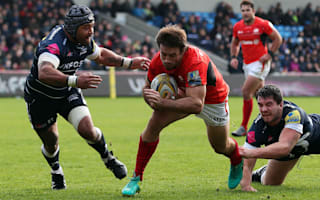 Sarries down Sale to return to the summit, Tigers beat Quins