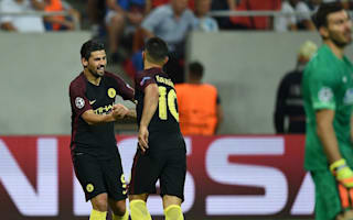 Champions League Review: City rout Steaua in first-leg play-off