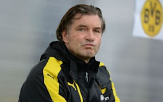 Zorc not expecting Dortmund title tilt