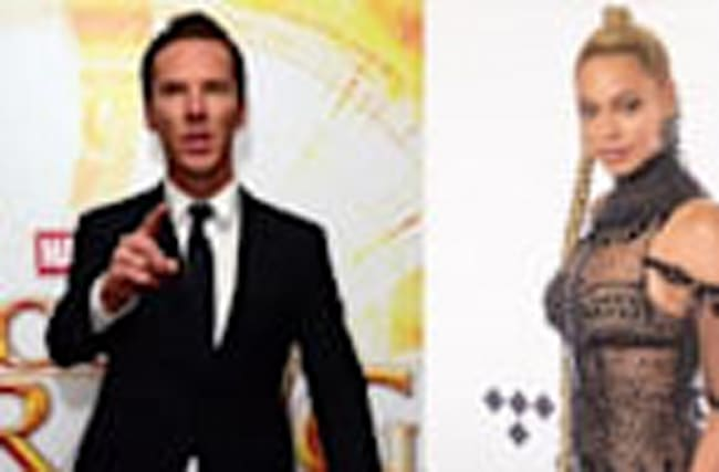 Benedict Cumberbatch is a Huge Beyoncé Fan