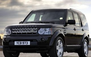 Trim upgrade for Land Rover Discovery, now includes bulletproofing
