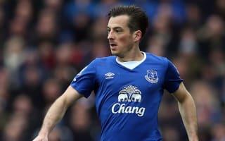 Baines claims Everton lack chemistry