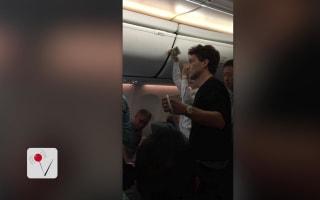 Popstar Richard Marx helps restrain passenger on Korean Air flight
