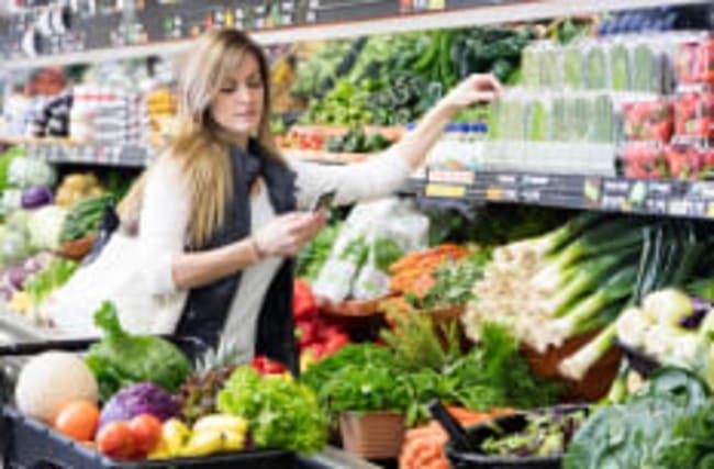 Supermarket shelf shake-up to encourage more veg