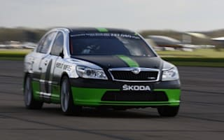 Bonneville Skoda Octavia vRS: First drive review
