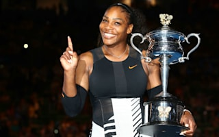 It's such a great feeling to have 23 - Serena revels in record major triumph