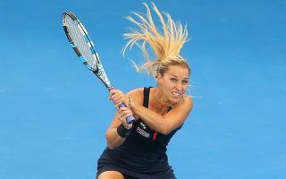 Cibulkova expecting another big year from Serena