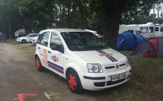 A tour around the campsites of Le Mans 2014