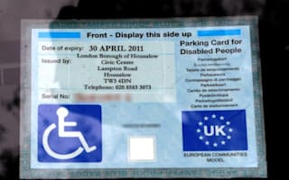 Blue badge fraudsters to be targeted for New Year