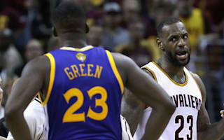 Green wants to 'annihilate' Cavaliers in NBA Finals rematch