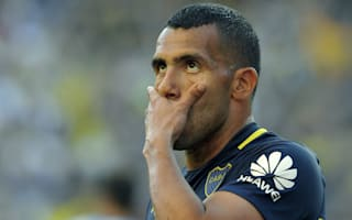 I cannot imagine myself leaving Boca - Tevez still weighing up CSL move