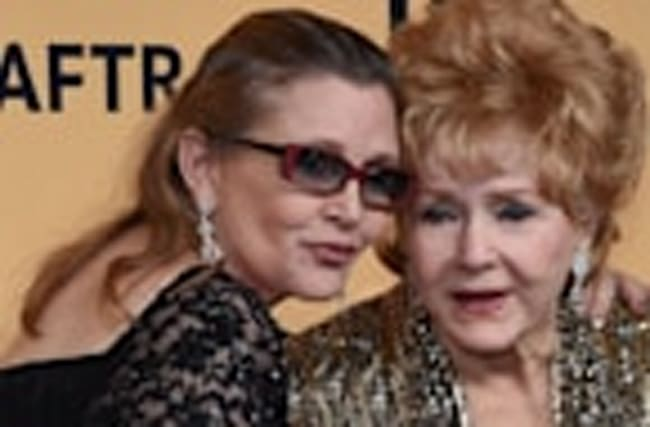 Debbie Reynolds & Carrie Fisher Honored Four Months After Their Deaths During Public Memorial