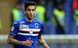 Alvarez hoping for long-term Sampdoria stay