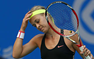 More misery for Schmiedlova in Rabat, Beck bows out