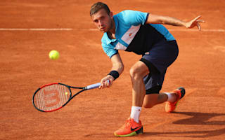 Dan Evans confirms positive cocaine test