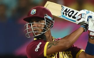 Simmons punishes India indiscipline to put Windies through