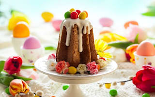 Easter baking: Cakes and puddings to put a spring in your step