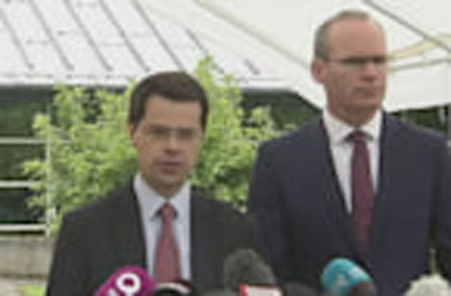 Brokenshire reaffirms gov's commitment to Northern Ireland
