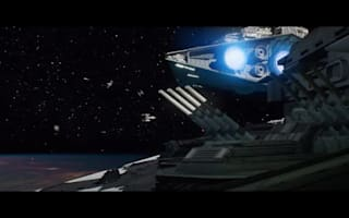 First trailer for new Star Wars film released