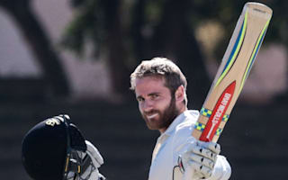 Williamson makes history as New Zealand's stranglehold tightens