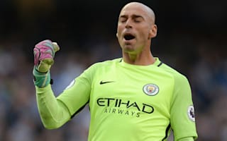 Caballero urges patience with Guardiola innovations