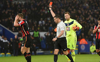 FA rejects Bournemouth's Francis appeal