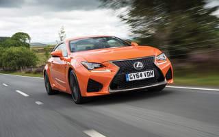 AOL Cars' RTOTY 2015: Lexus RC F