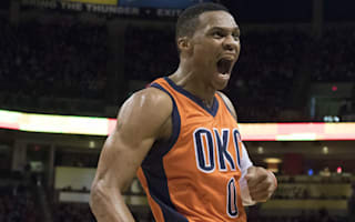Westbrook triple-double sparks Thunder, Pacers stun Clippers