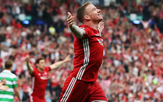 Celtic raid Aberdeen for winger Hayes